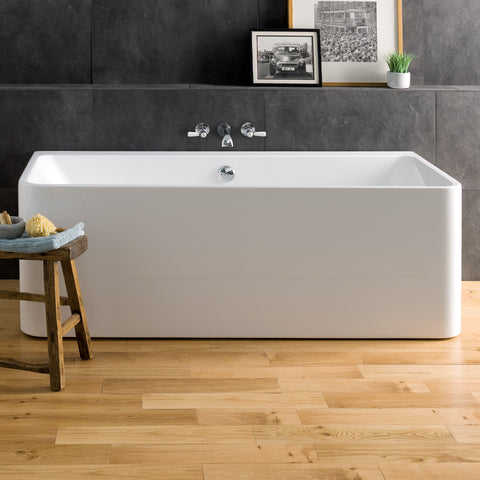 BC Designs Murali Double Ended Bath 1720 x 740mm