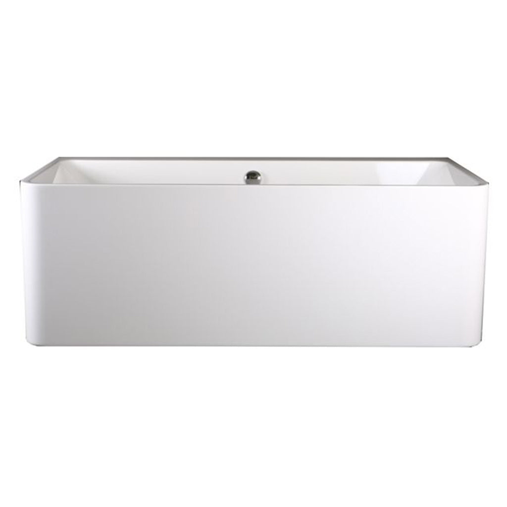 BC Designs Murali Double Ended Bath 1720 x 740mm -