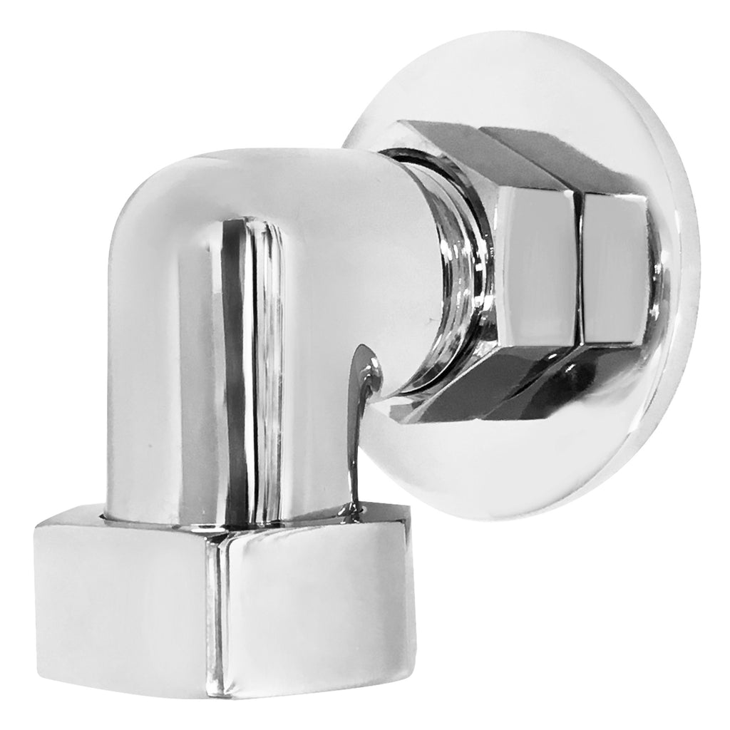 Bayswater Back To Wall Shower Elbow -