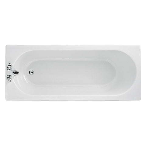 Unity Curve Single Ended ROCK Bath 1700 x 700mm
