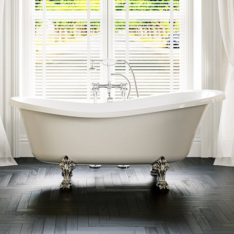 Adamsez Windsor Freestanding Roll Top Bath