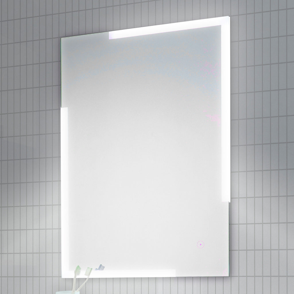 Unity Glance 50 LED Mirror 500 x 700mm -