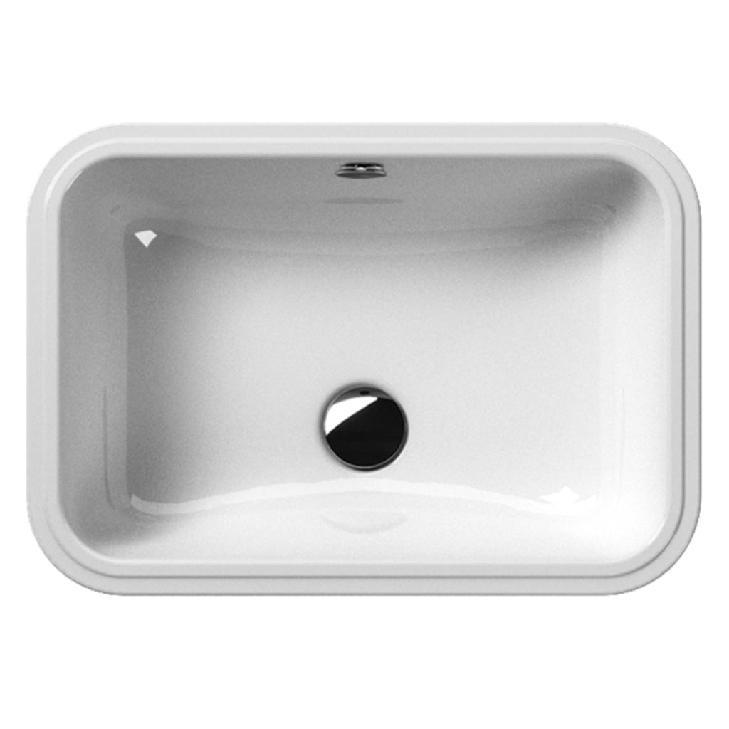 GSI Classic 500 x 350mm Under-Mounted Washbasin -