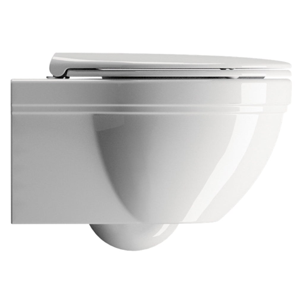 GSI Classic 55 Wall Hung WC Pan 550 x 370mm -
