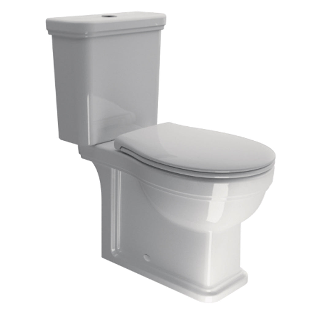 GSI Classic 70 Close Coupled WC Pan & Cistern -