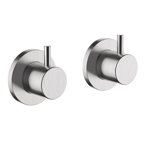 JTP Inox Wall Valves