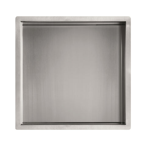 Copy of JTP Inox Shower Niche 600 x 300mm - Stainless Steel