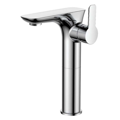 Unity Luxe Tall Basin Mixer Tap & Waste