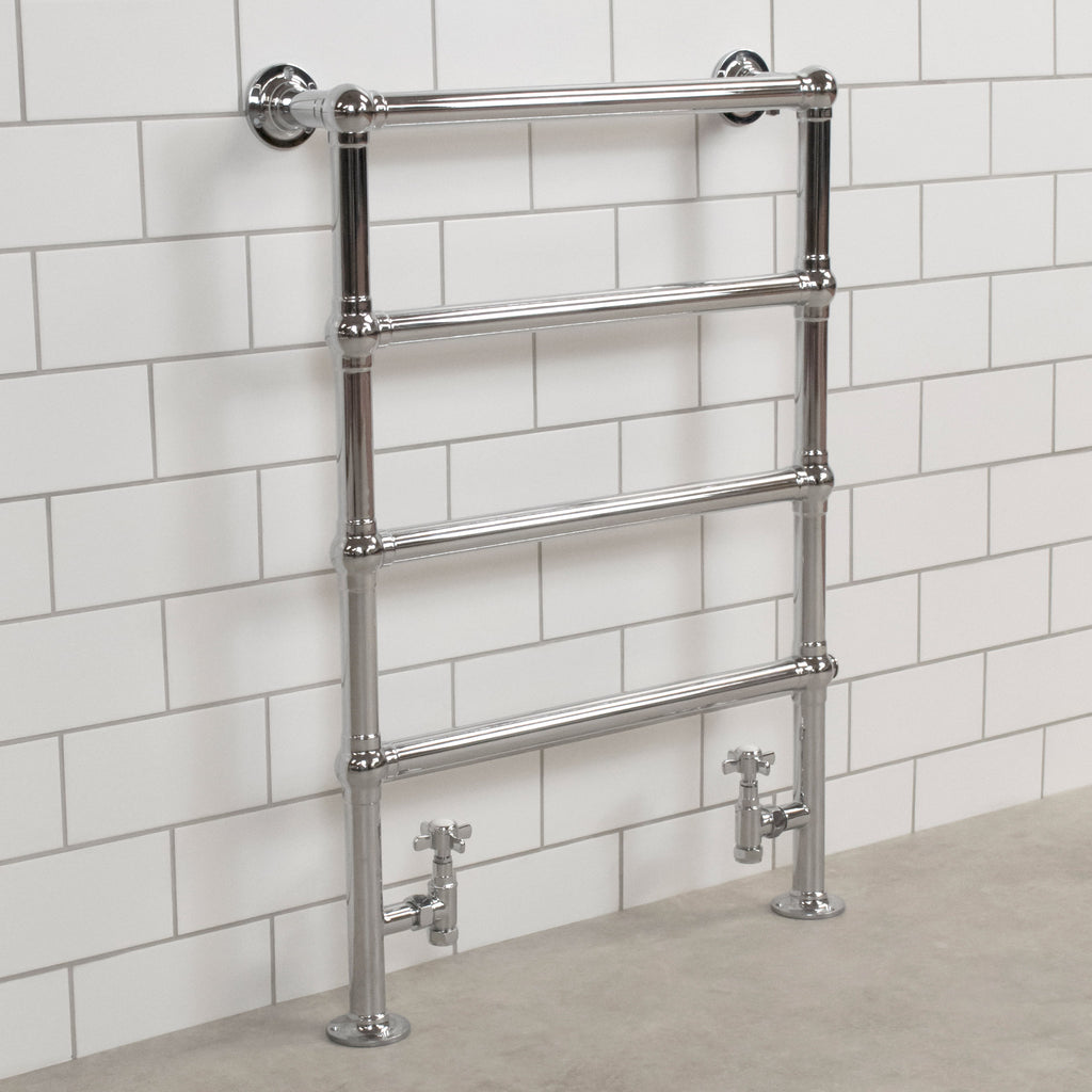 Unity Ballerina Heated Towel Rail -