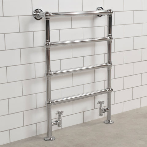 Unity Ballerina Heated Towel Rail