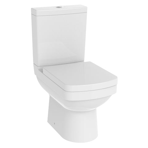 Unity Marquee Close Coupled Toilet & Soft Close Seat