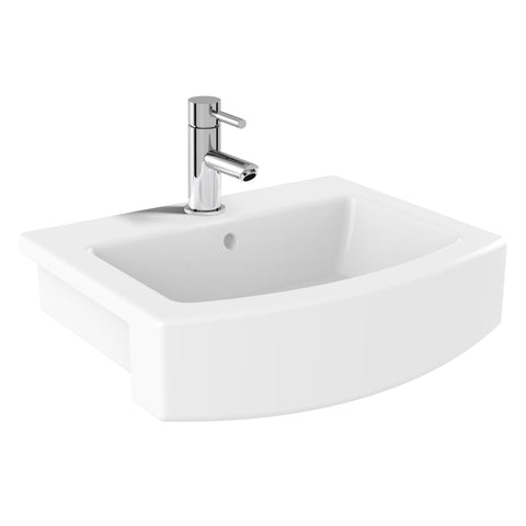 Unity Marquee 577 Semi-Recessed Basin