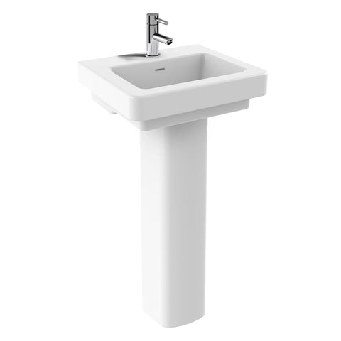 Unity Marquee 450 Basin & Pedestal