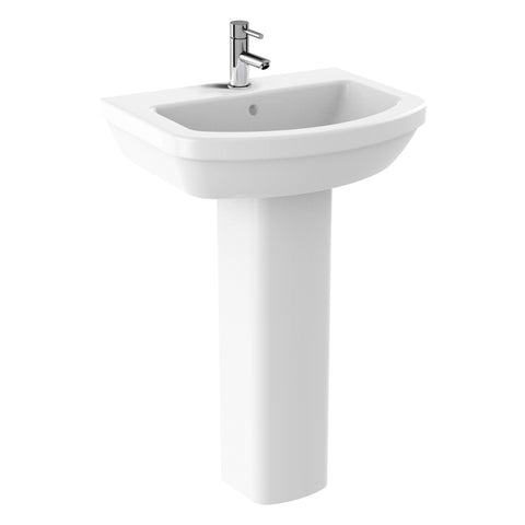 Unity Marquee 530 Basin & Pedestal