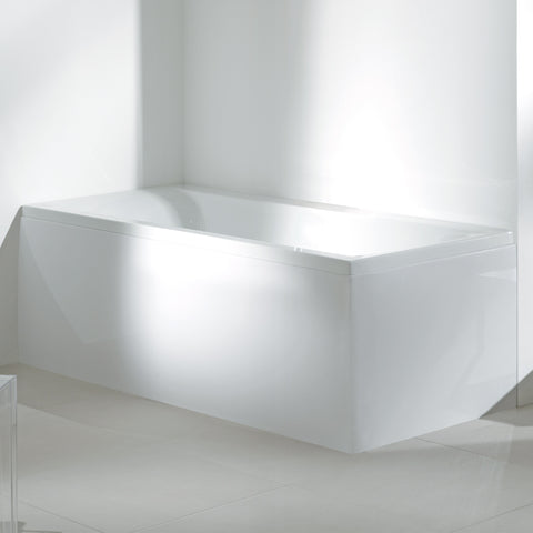 Adamsez Solo Single Ended Bath 1800 x 800mm