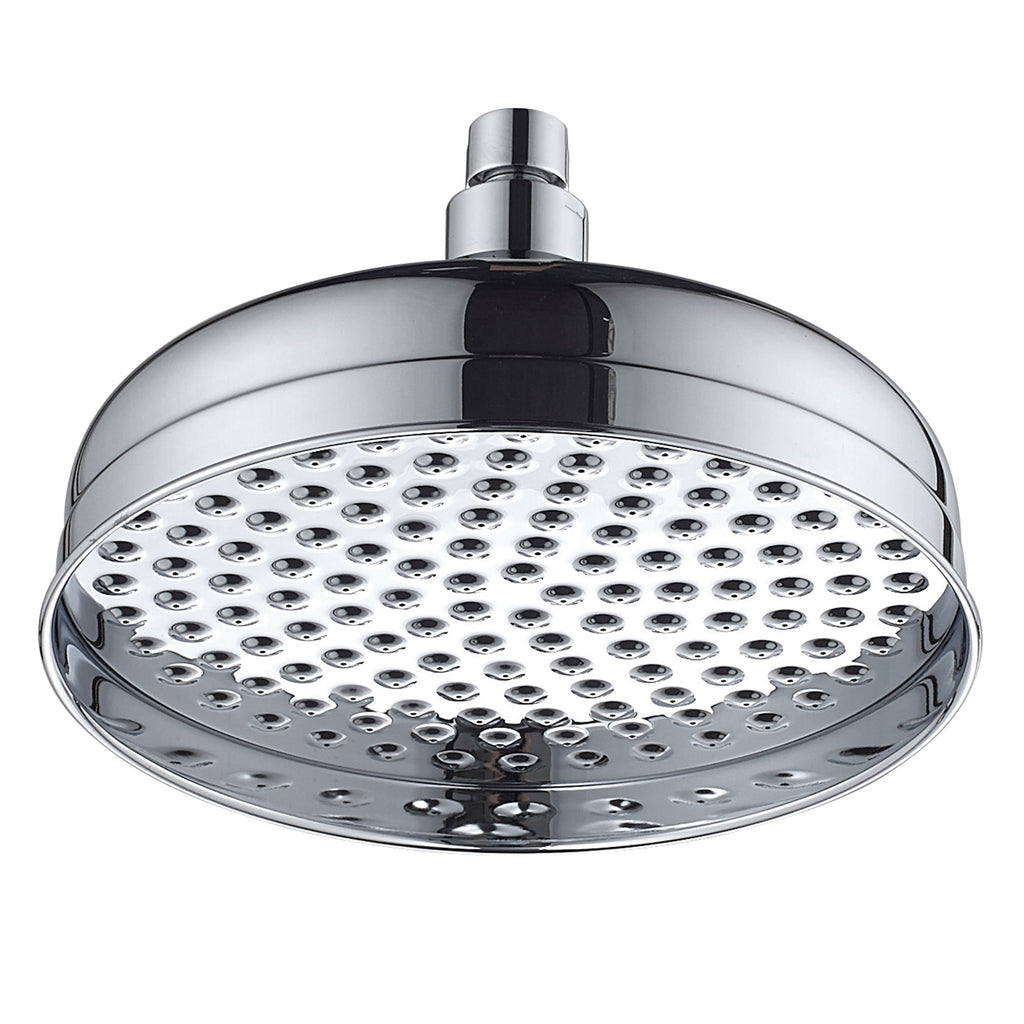Unity Shower Head Traditional Round 200mm -