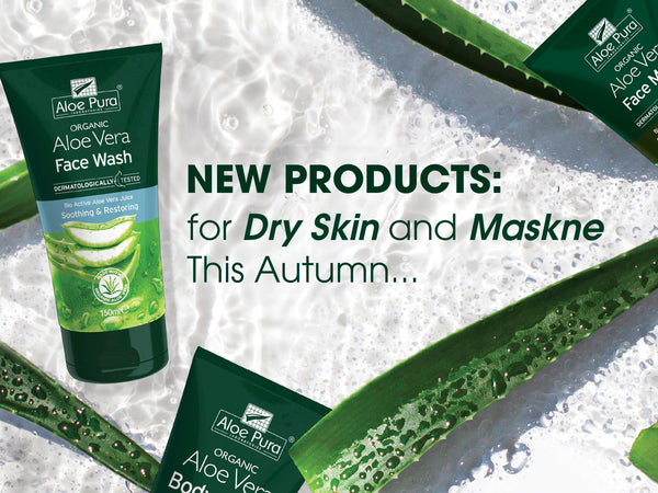 NEW Products: Skincare for Dry Skin and Maskne