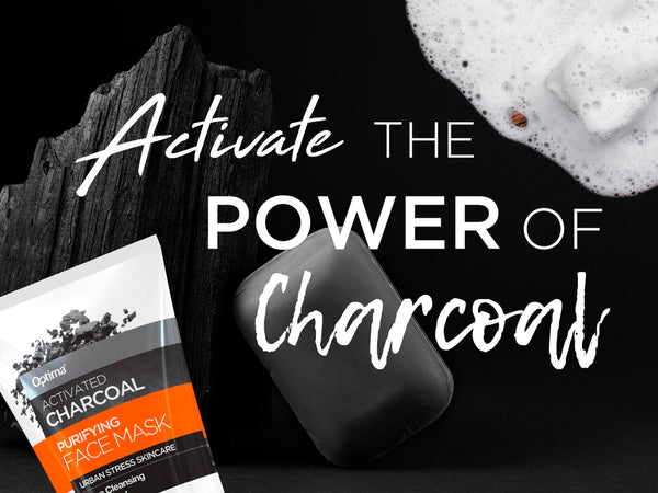 Activate the Power of Charcoal