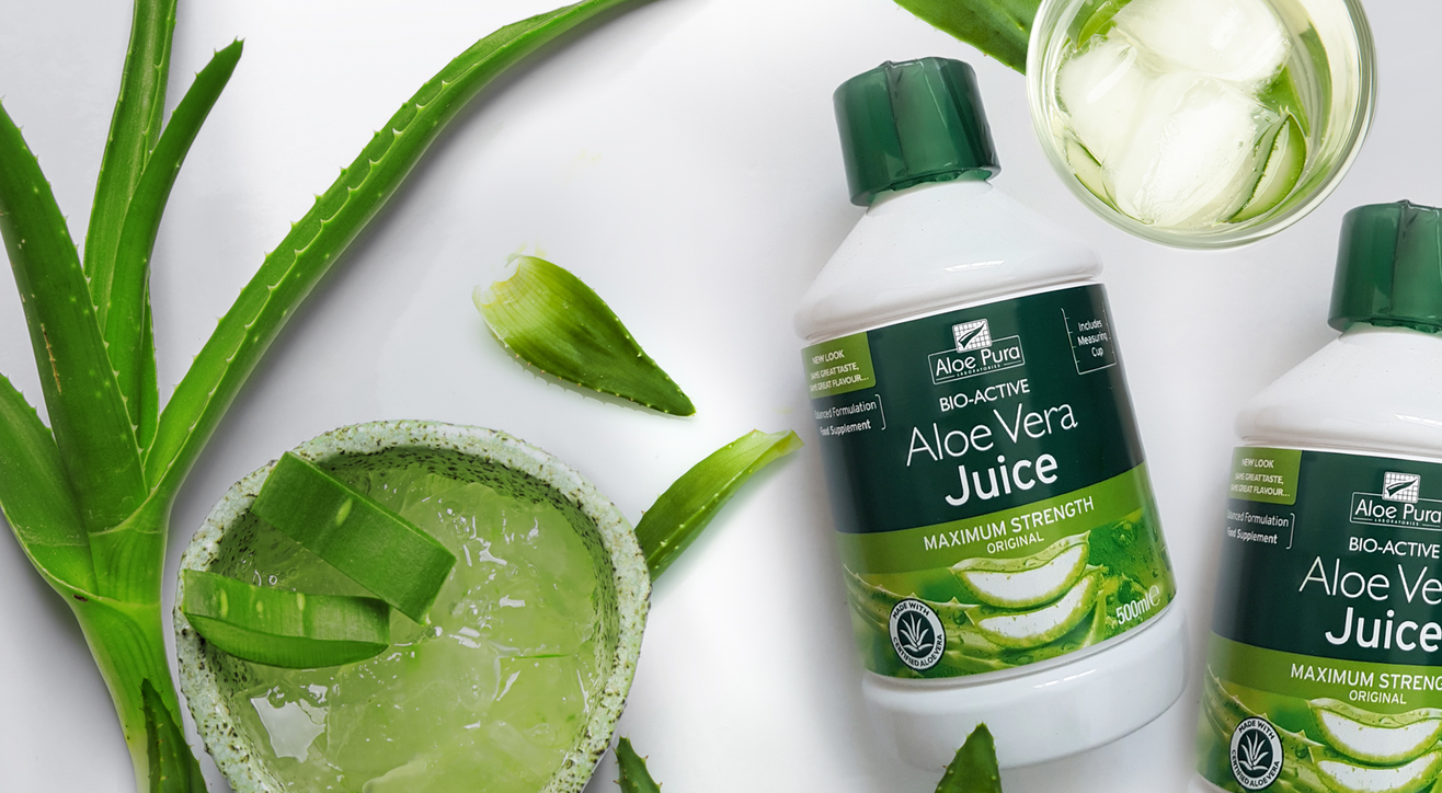 Aloe Pura Juices