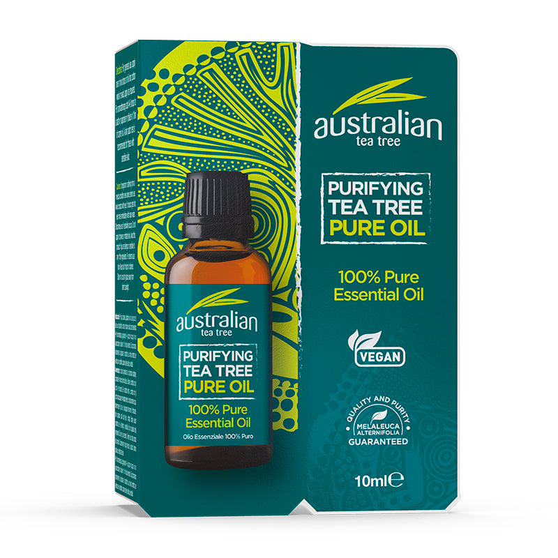 Australian Tea Tree Pure Oil 10ml