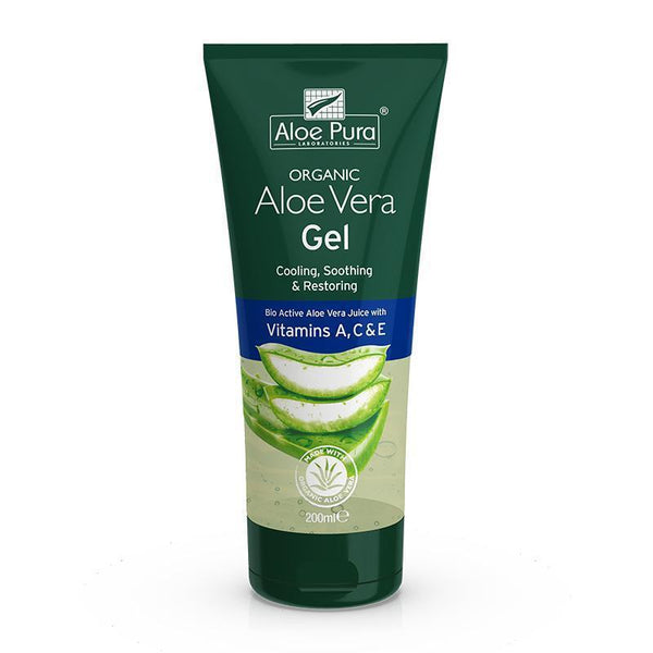Aloe Vera Gel with A,C & E 200ml