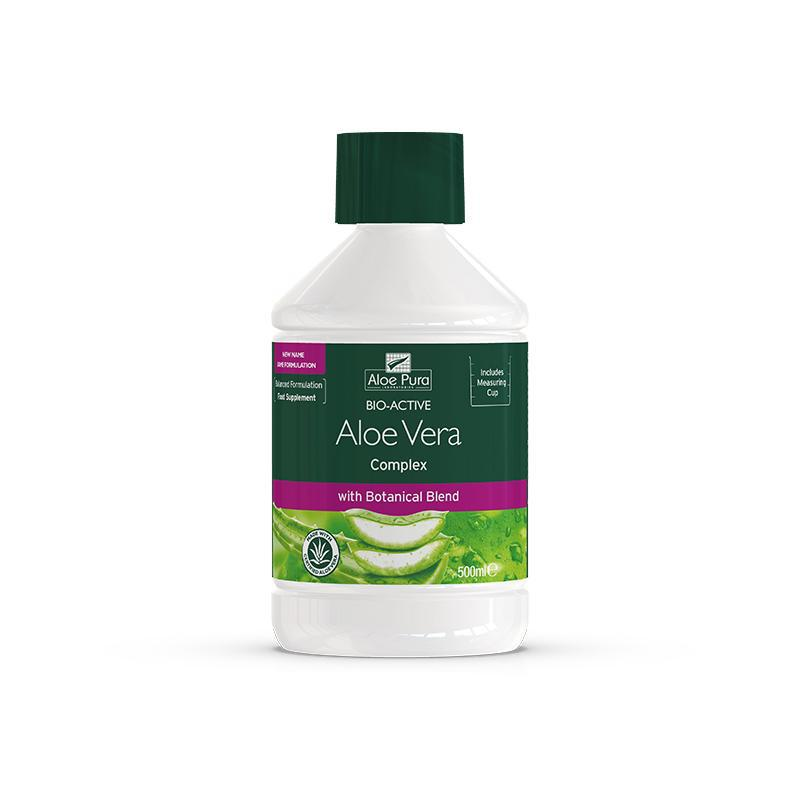 Aloe Pura Aloe Vera Complex 500ml - Optima Health & Nutrition