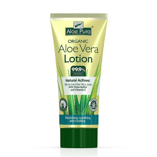 Aloe Vera Lotion 200ml - Optima Health & Nutrition