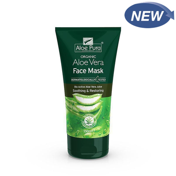 Aloe Pura Face Mask 150ml