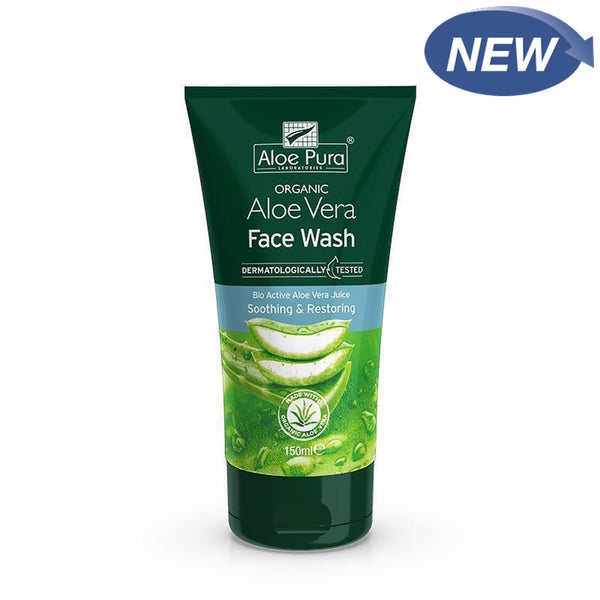 Aloe Pura Face Wash 150ml