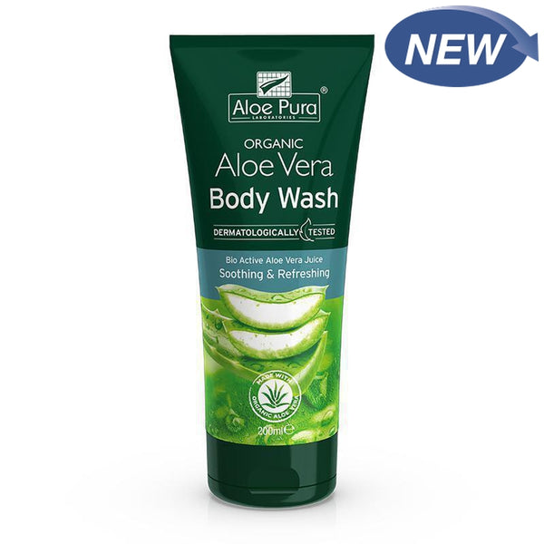 Aloe Pura Body Wash 200ml
