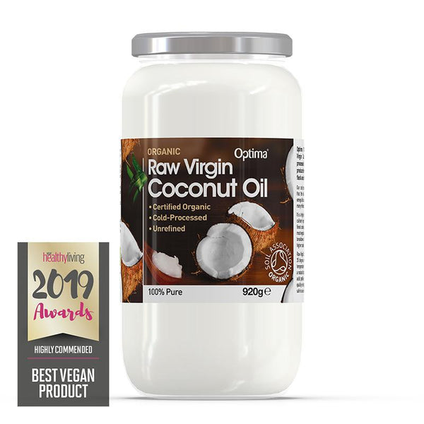 Organic Raw Virgin Coconut Oil 920g
