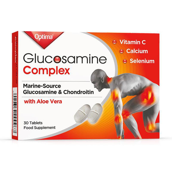 Glucosamine Complex Tablets 30 Tablets - Optima Health & Nutrition