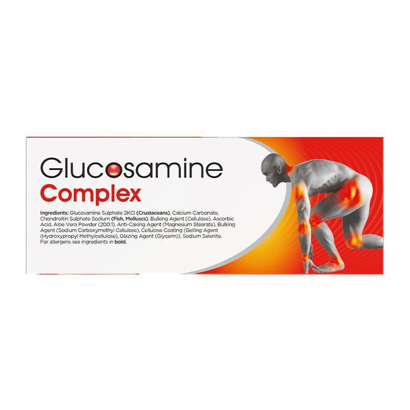 Glucosamine Complex Tablets 60 Tablets - Optima Health & Nutrition