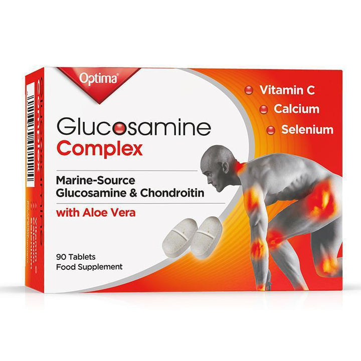 Glucosamine Complex Tablets 90 Tablets