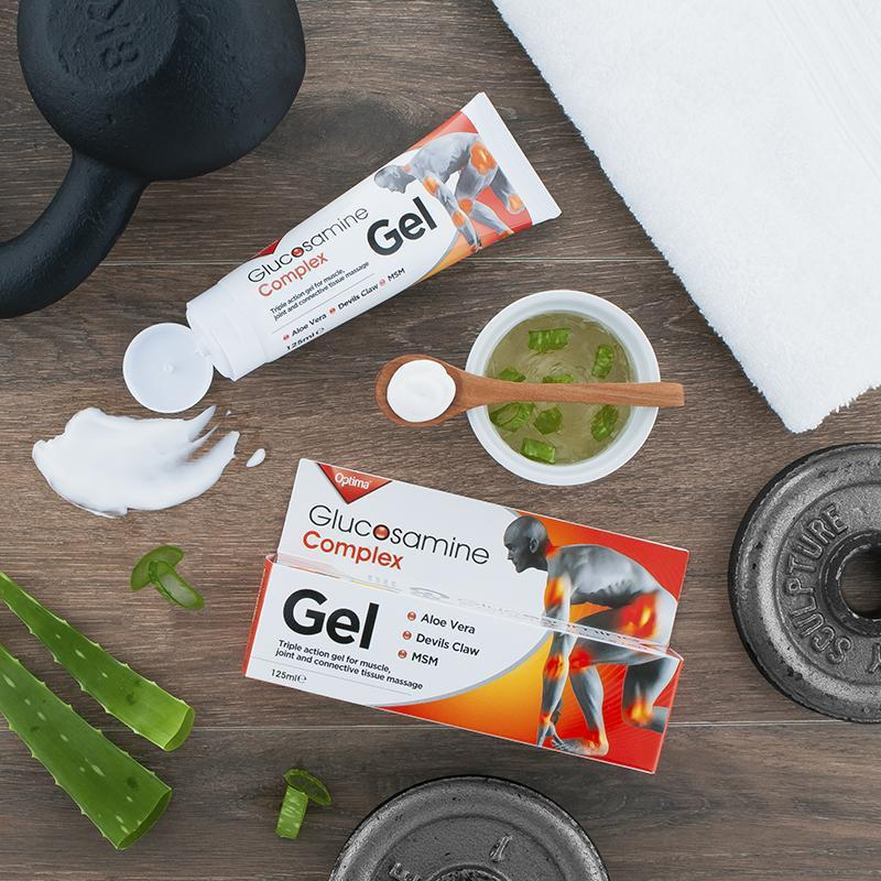 Glucosamine Gel - Optima Health & Nutrition