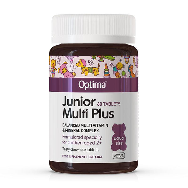 Junior Multi Plus (60 Tablets)