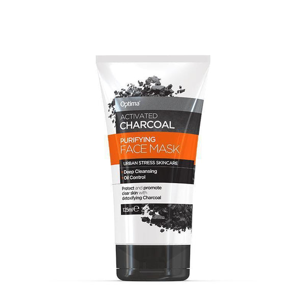 Activated Charcoal Purifying Face Mask 125ml