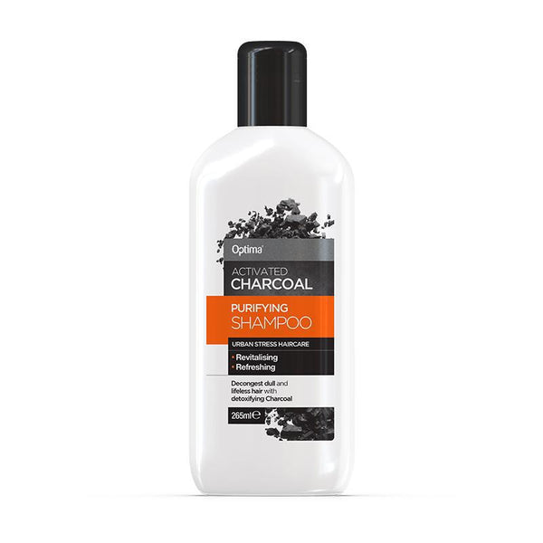 Activated Charcoal Purifying Shampoo 265ml
