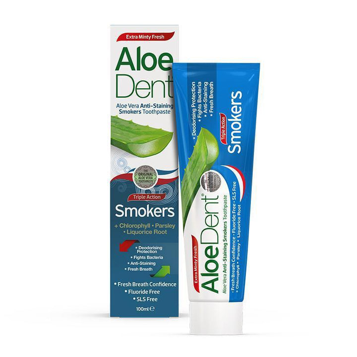 AloeDent® Smokers Toothpaste