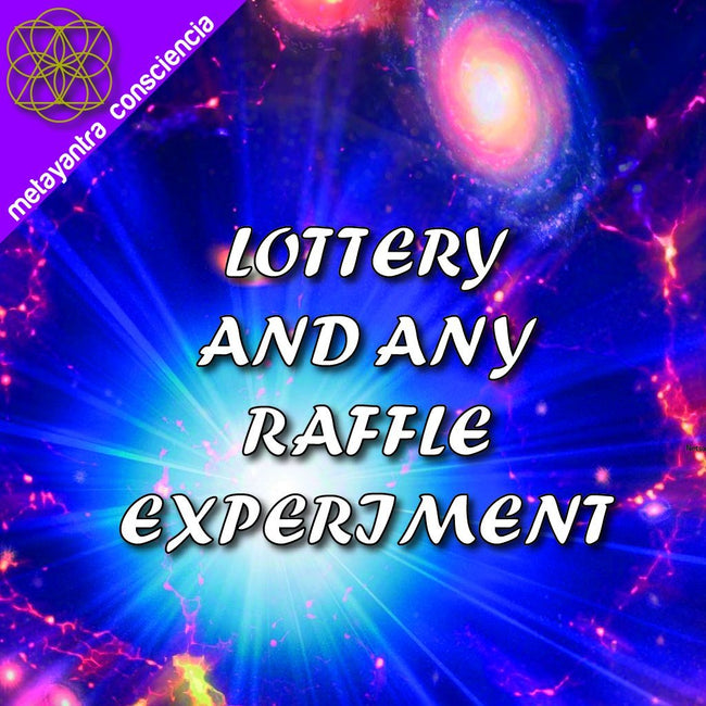BINAURAL BEATS WITH SUBLIMINALS TO WIN THE LOTTERY AND ANY RAFFLE. EXPERIMENT! - Metayantra Consciencia