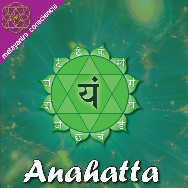 Isochronic Binaural Tone for the Fourth Chakra Anahatta - Metayantra Consciencia