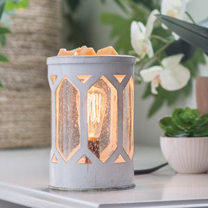 Lattice Edison Bulb Illumination Fragrance Warmer