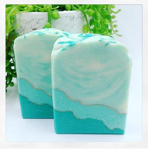 White Patchouli Soap