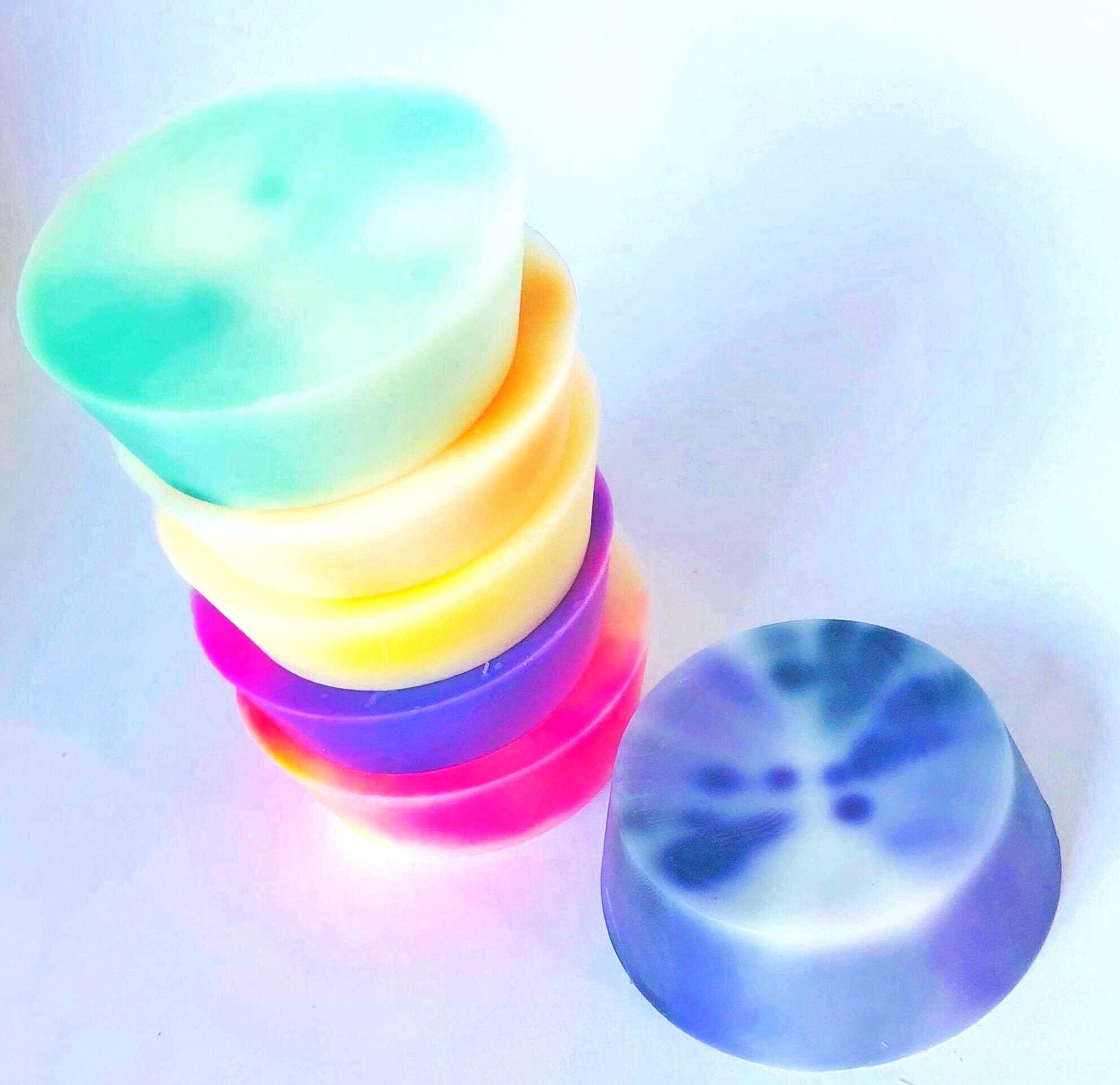 Luxe Mega Soy Shot Pot Melts