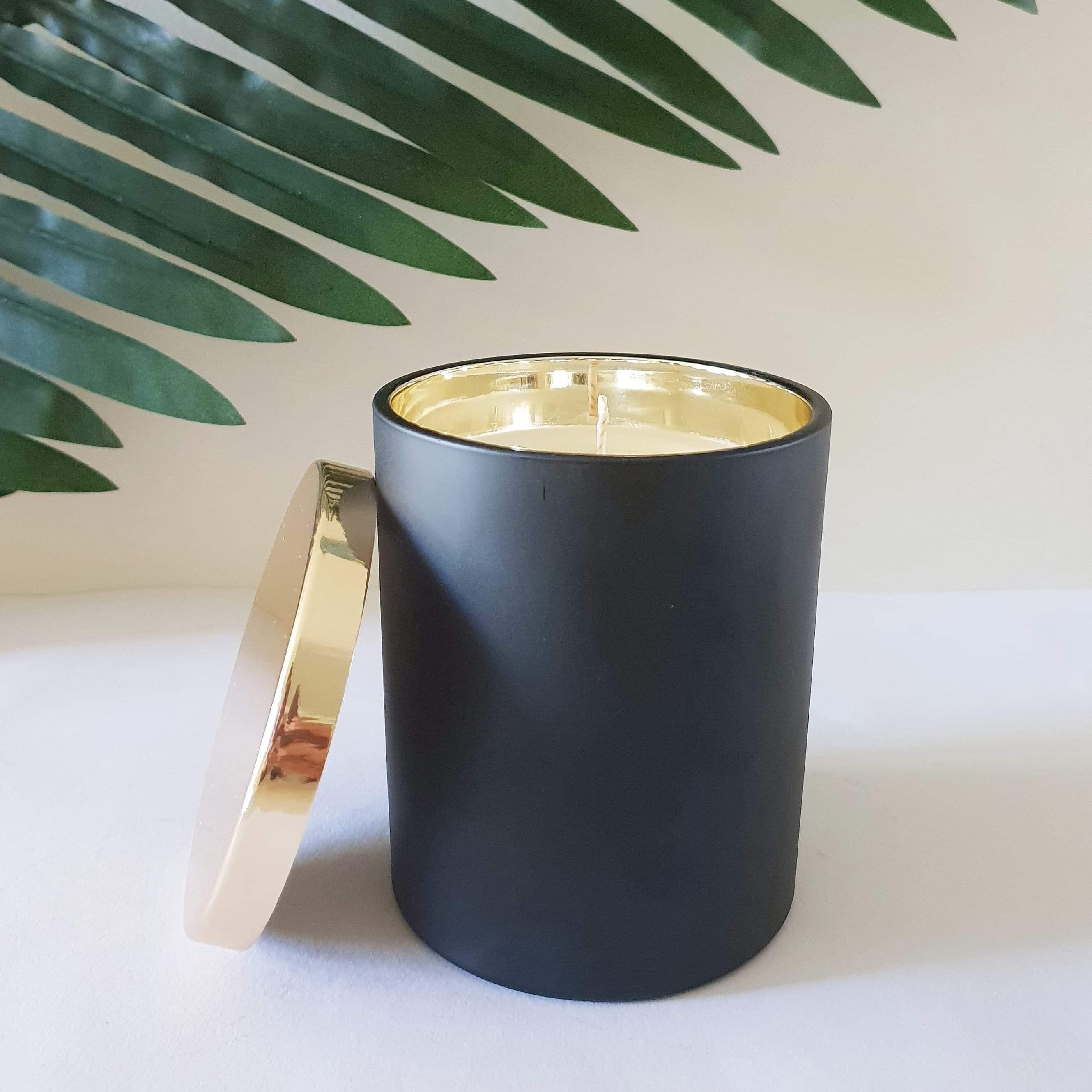 Luxe Hand Poured Soy Candle       -        Medium
