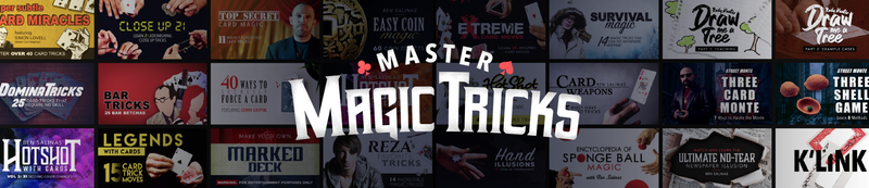 Master Magic Tricks Logo