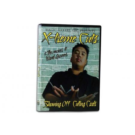 X-Treme Cuts with Cards DVD