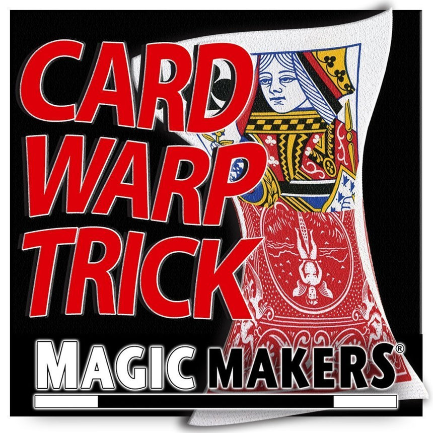Card Warp- Complete Course on DVD
