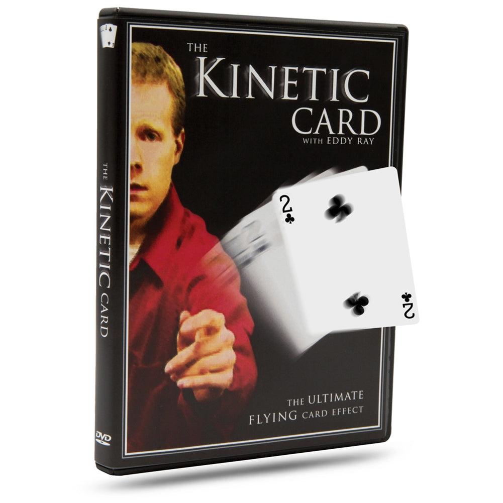 Kinetic Card with Gimmicks