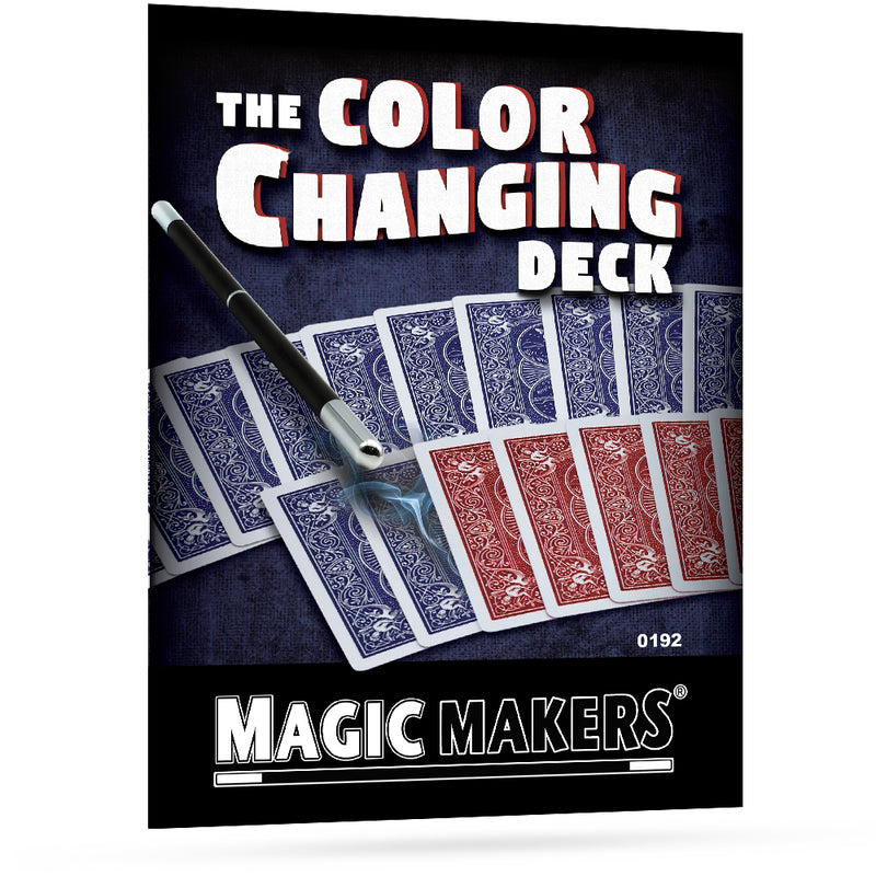Magic Card Trick - Packet Trick by Magic Makers